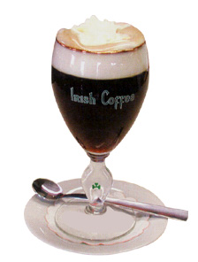 Irish Coffee tradicional