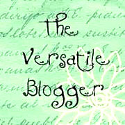 Selo The Versatile Blogger