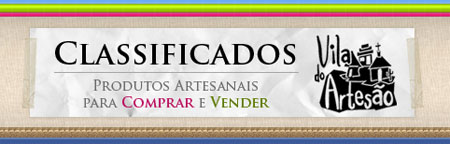 Banner do Classificados da Vila